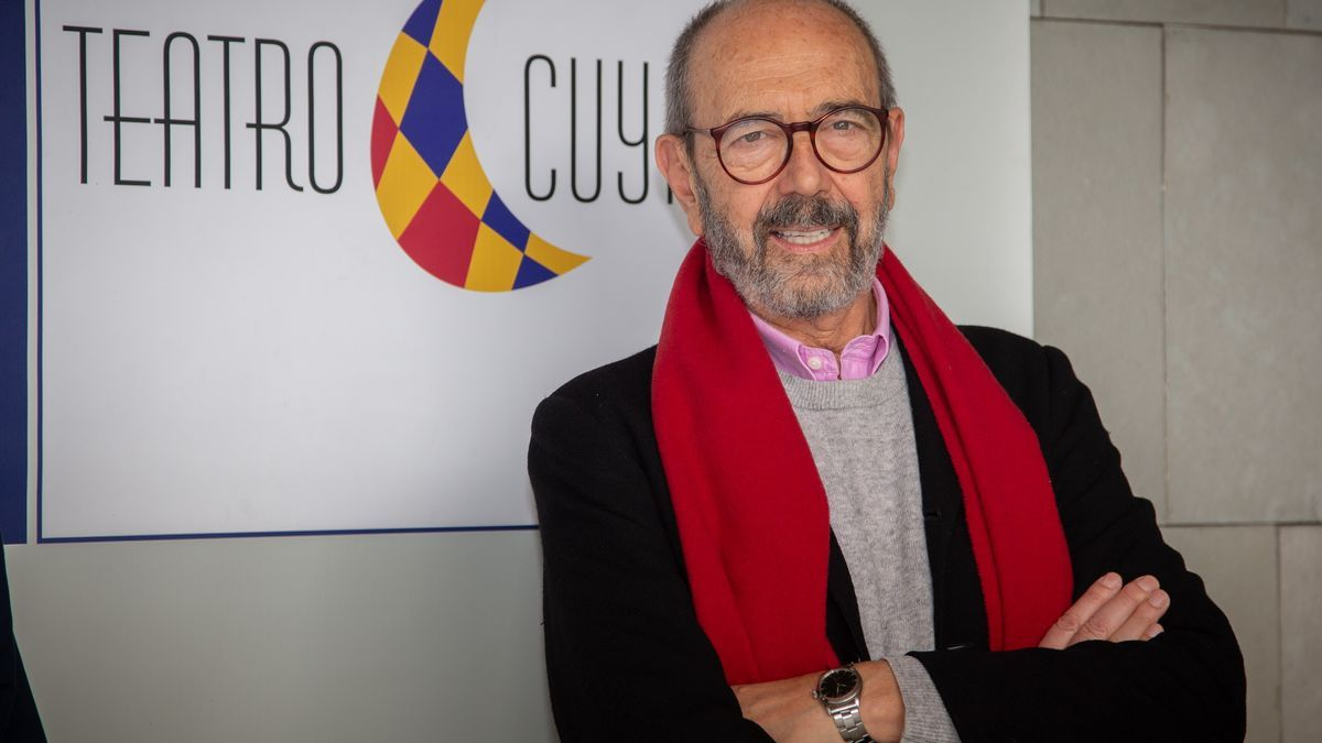 El Cuyás is preparing for the world premiere of a play starring Miguel Rellán and Secun de la Rosa