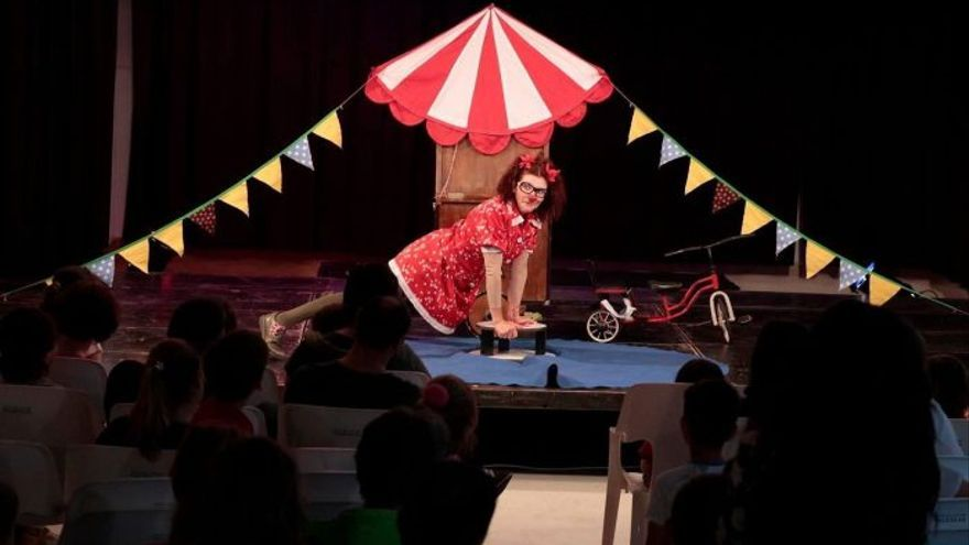 Bambalina y el circo