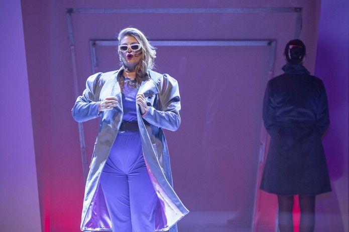 Estreno de 'Malditas Mentiras' en el Teatro Cuyás