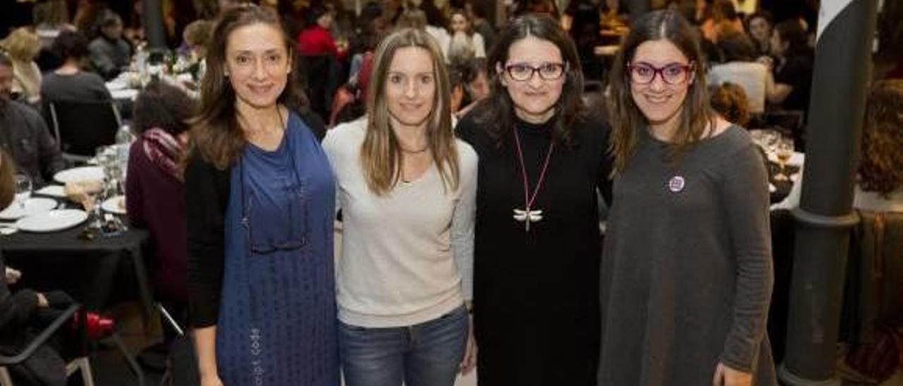El feminismo entra en campaña