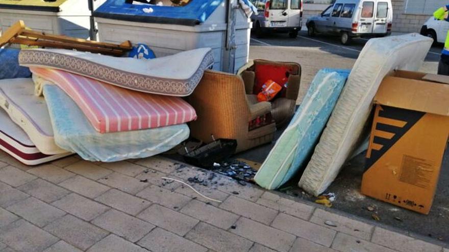 San Vicente penará la mendicidad como han hecho PP y Cs en Alicante