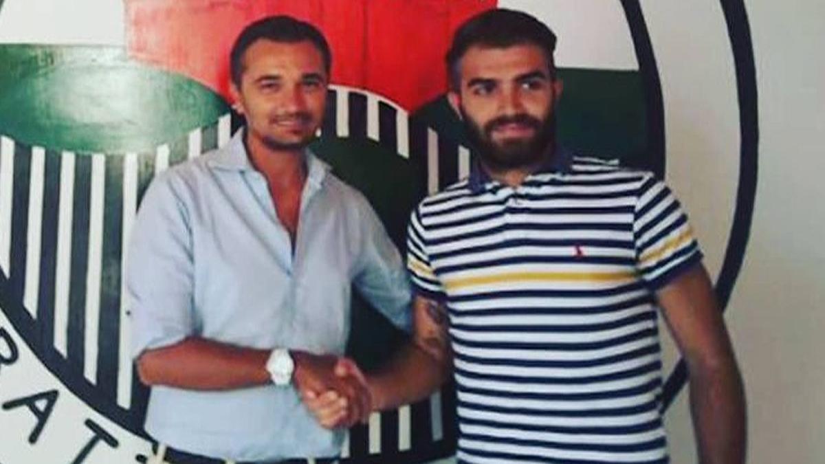 Giuseppe Perrino, a la derecha, en una imagen de archivo.