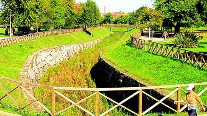 El PP reclama un nuevo sistema de alumbrado en el parque de Moreda