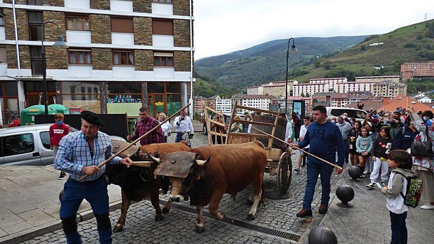 """La hostelería de Cangas del Narcea celebra el """"éxito"""" de la Fiesta de la Vendimia"""
