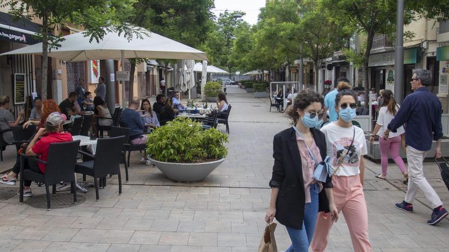 Desaparecen todas las restricciones en los bares, menos la prohibición de fumar en las terrazas