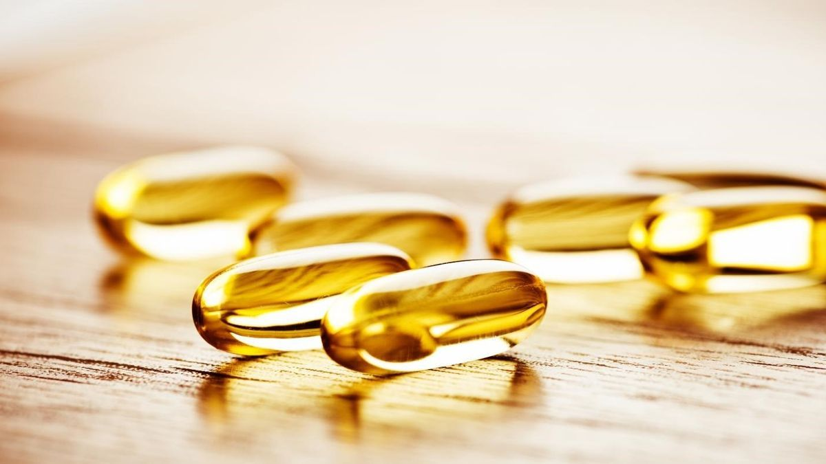 Suplementos de omega 3.