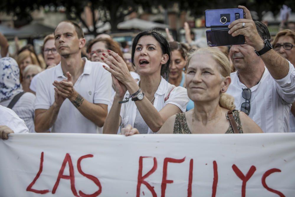 Las Kellys exigen mejoras laborales en Palma