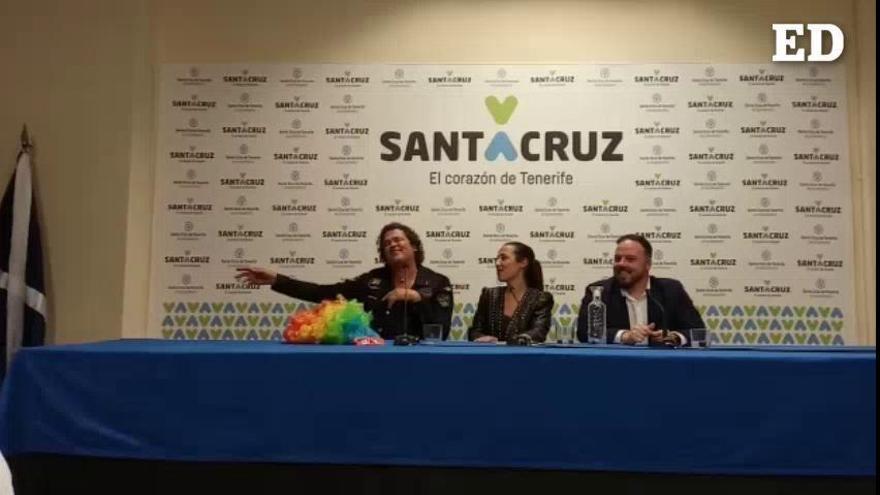 Carlos Vives, listo para actuar en el Carnaval de Santa Cruz