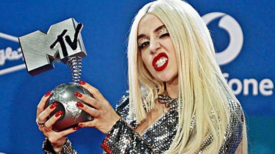 Rosalía conquista en los MTV