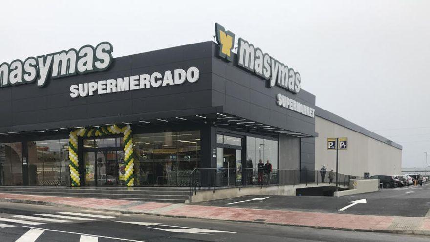 Masymas factura 332 milions després de pujar les vendes en els seus supermercats un 10 %