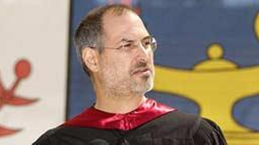 El emotivo discurso de Steve Jobs en Stanford