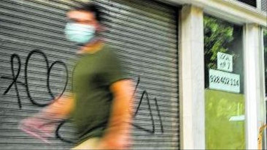 Solo la mitad de los autónomos canarios retomará la actividad tras la pandemia