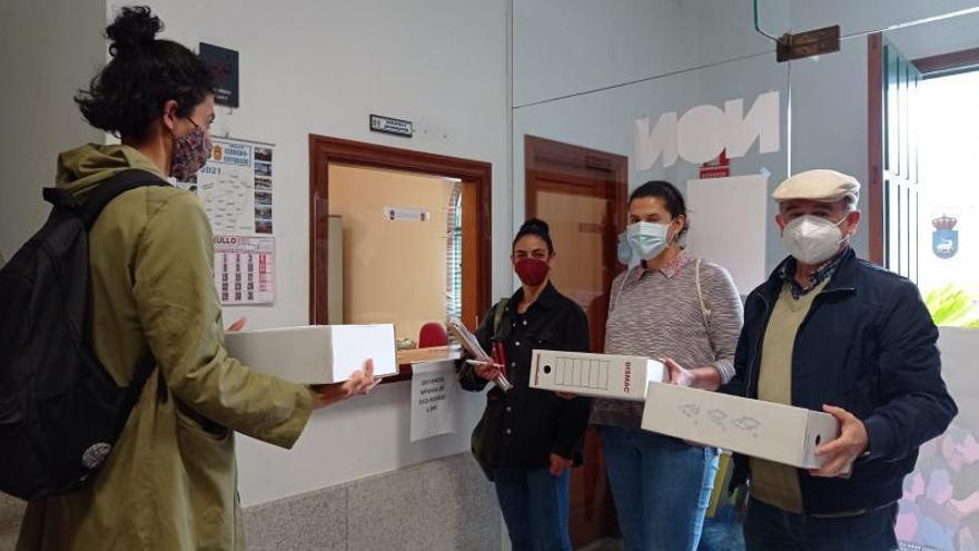 Presentan más de 3.000 alegaciones a los parques eólicos de Siroco y Tramontana