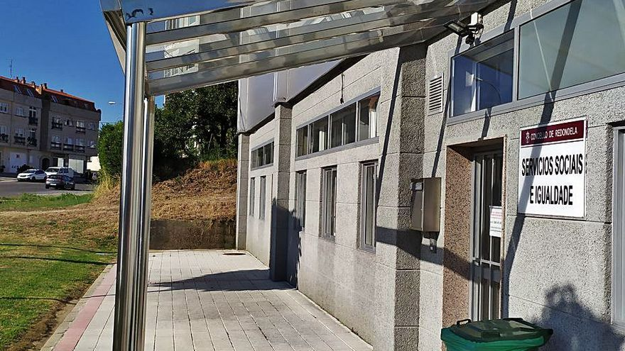 La reforma de Servizos Sociais de Chapela obliga a trasladar durante cuatro meses las oficinas al multiusos