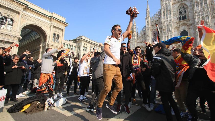 Un genotipo del coronavirus importado del partido contra el Atalanta generó el 60 % de los contagios de marzo