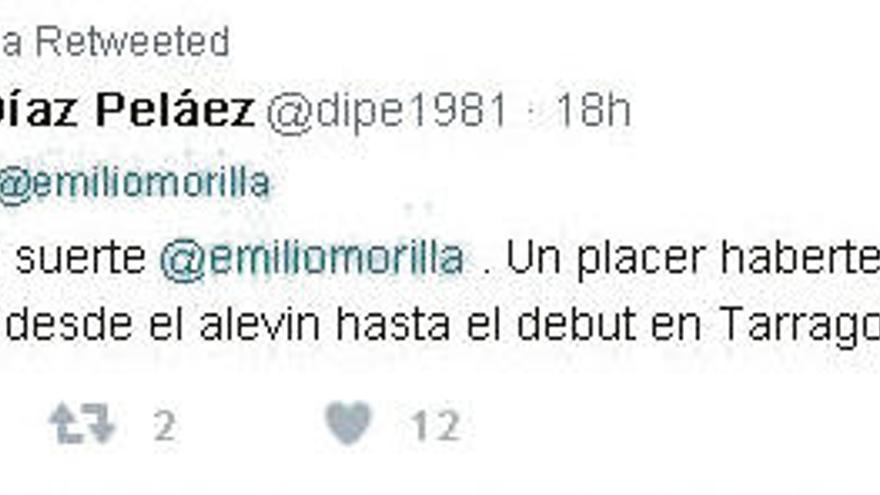El Oviedo prescinde de Emilio Morilla tras doce años en el club