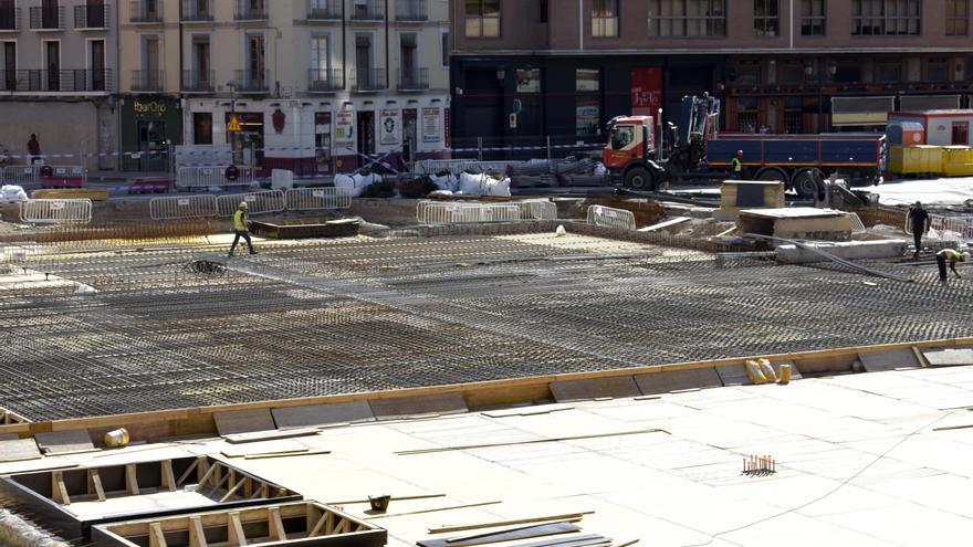 """La polémica por la remodelación de Santa Engracia salpica a la plaza Salamero: """"que no sea fría y de cemento"""""""