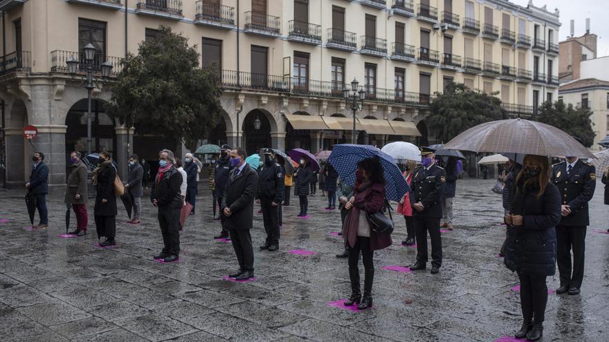 VÍDEO | Zamora planta cara a la Violencia de Género