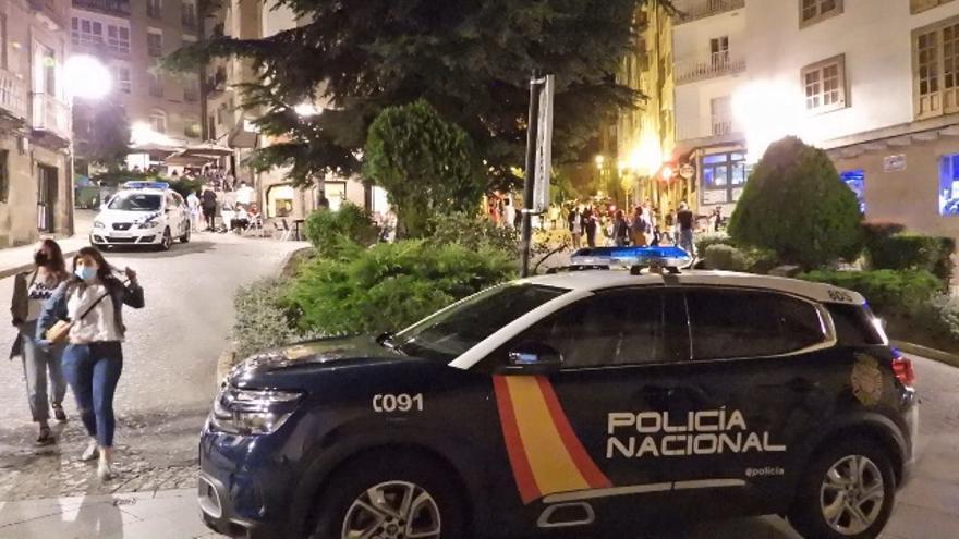 El ocio nocturno en Ourense, bajo estrecha vigilancia