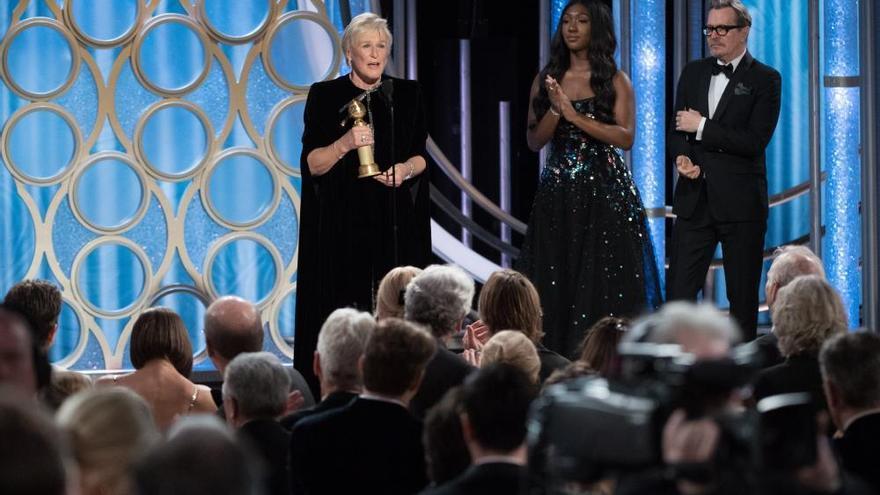 'Bohemian Rhapsody', 'Roma' y 'Green Book' triunfan en la gala de los Globos de Oro