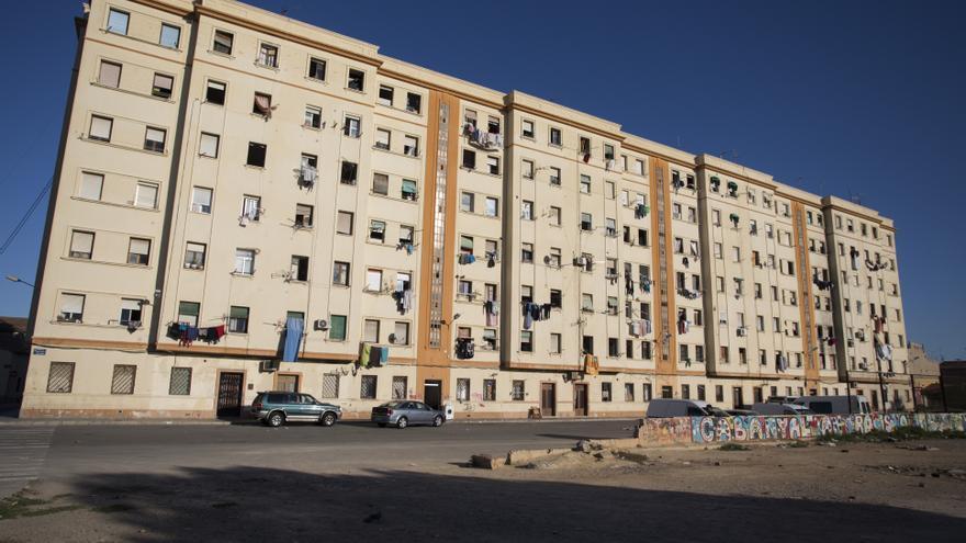 Las viviendas de realojo de los bloques portuarios optan a 27 millones de euros del fondo europeo