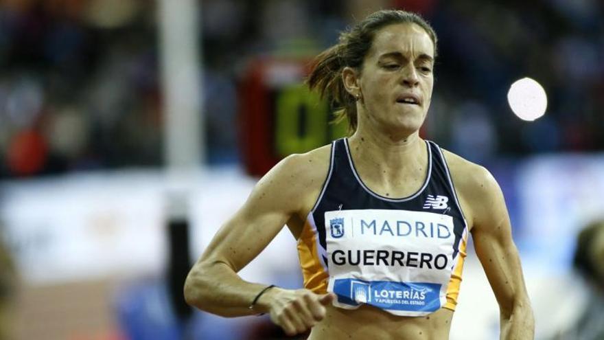 Guerrero, fora de la lluita per les medalles a Birmingham