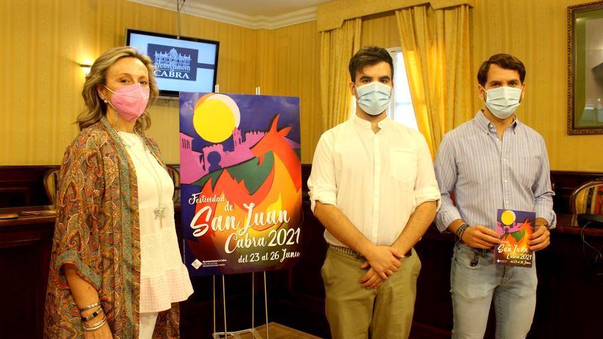 Una hoguera virtual, un rally fotográfico y atracciones celebrarán San Juan en Cabra