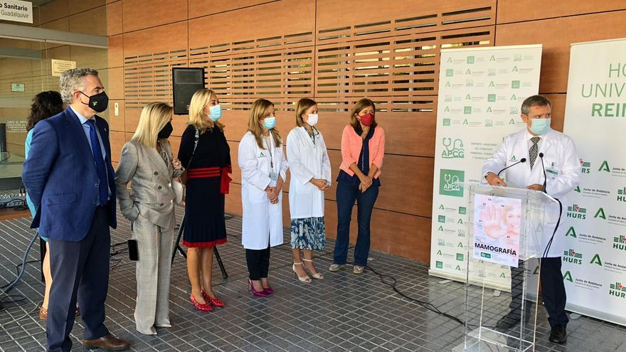 Córdoba agiliza los resultados de las mamografías enviando sms a las mujeres que participan en el cribado