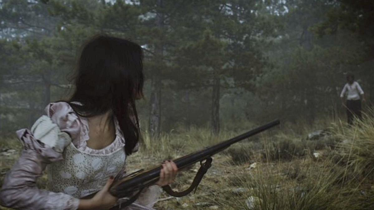 Un 'teaser' de presentación del filme 'Licantropía'.