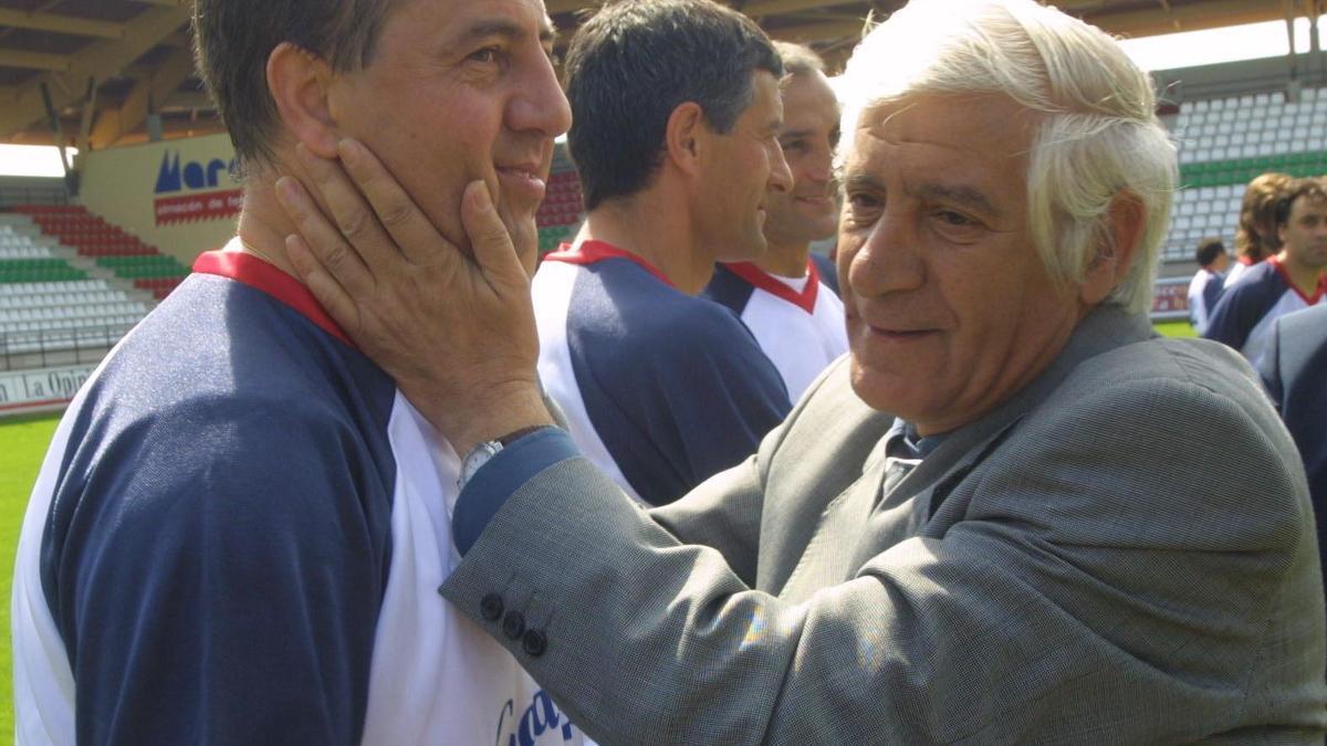 Antonio Fernández Carbajo.