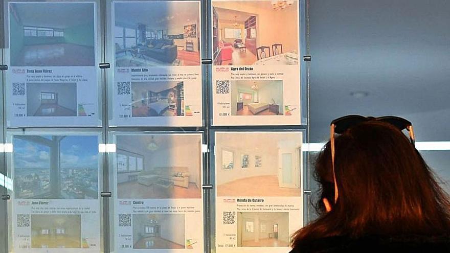 Dos tercios de los compradores de vivienda en Galicia ya poseen al menos una