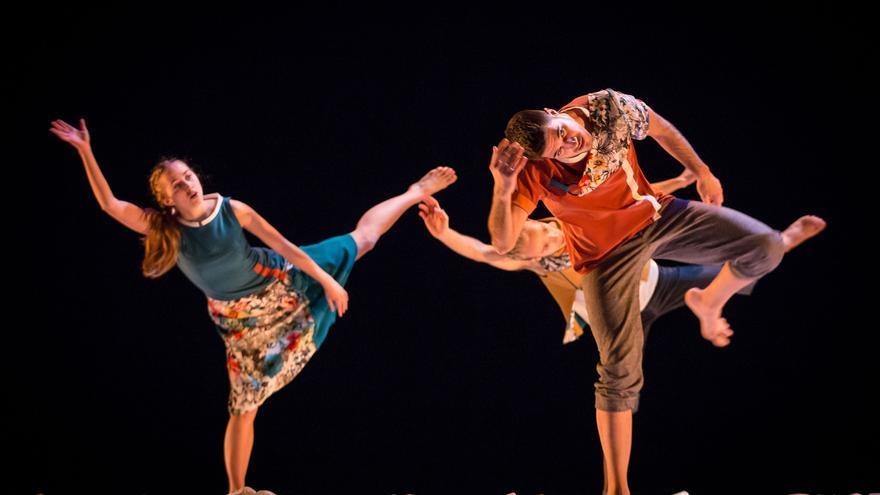 El Cuyás acerca la danza a escolares y familias con el espectáculo 'Nudos'