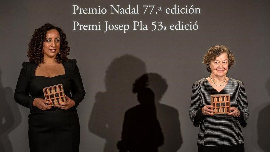 Najat El Hachmi gana el Premio Nadal