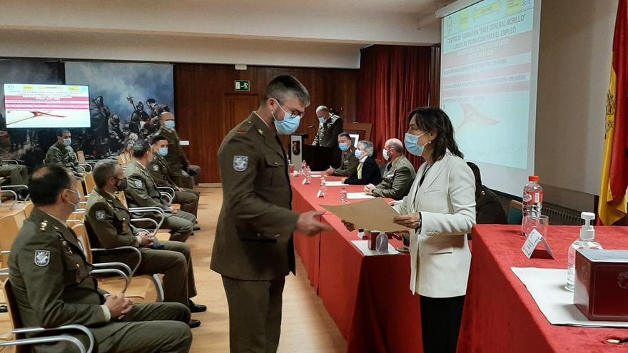 La Brilat hace entrega de los certificados de profesionalidad del SEPE
