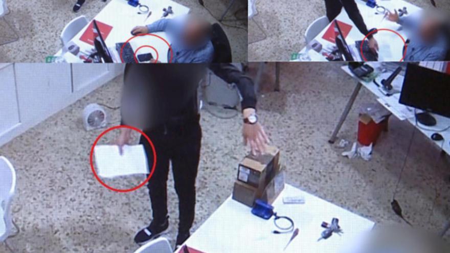 """Hurtan objetos a trabajadores de Zamora a través del método """"de la muleta"""""""