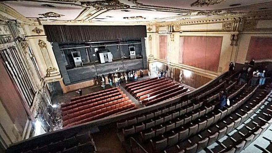 Expectación ante el concurso para remodelar el Cine Central