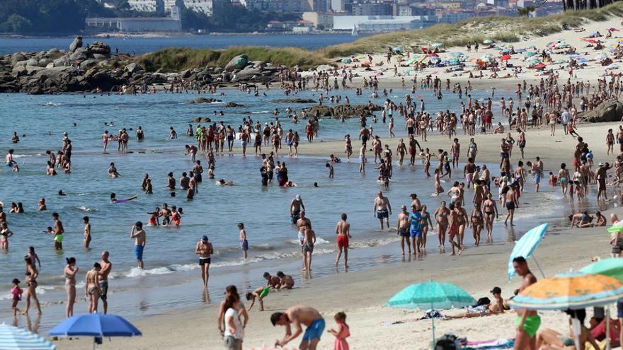 La AEMET avisa de temperaturas anormalmente altas en Galicia