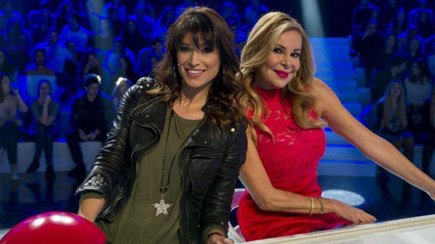 Ana Obregón y Sonia Ferrer se desmelenan en 'El gran reto musical'