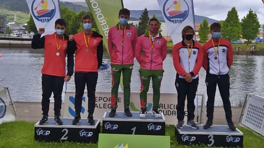 Eva Barrios y Laura Pedruelo, campeonas del Nacional de Maratón