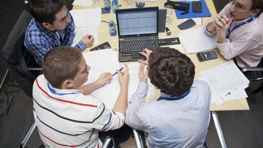 Los jóvenes murcianos, entre los más optimistas respecto a su futuro laboral