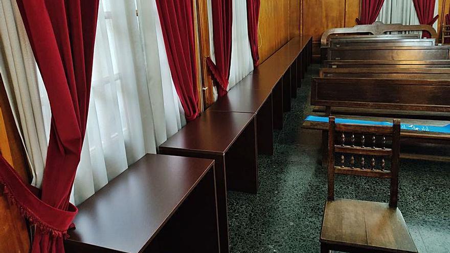 Inician los preparativos para el macrojuicio de la 'Zamburiña', contra policías y presuntos traficantes