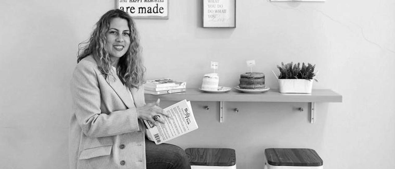 Diana Pardo: «Estoy sorprendida de la cantidad de hombres que leen libros románticos»
