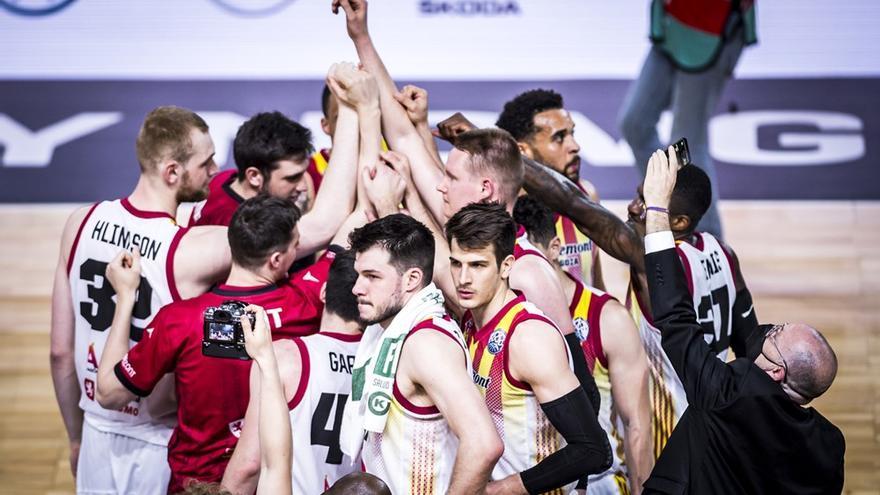 La FIBA admite al Casademont Zaragoza en la Europe Cup