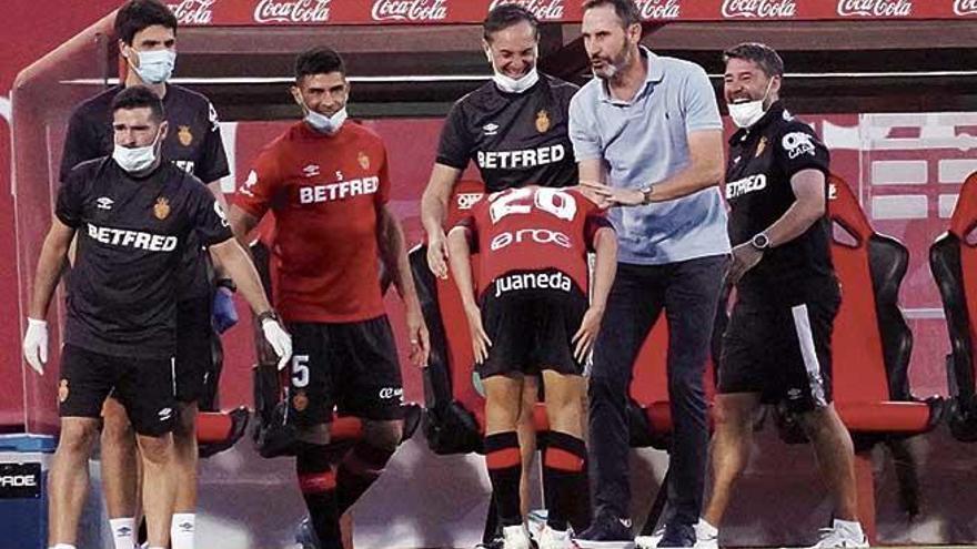 """Moreno: """"Nos notamos el pulso, este enfermo aún respira"""""""
