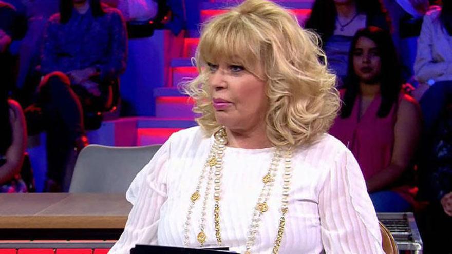 Bárbara Rey negocia su participación en 'Supervivientes'