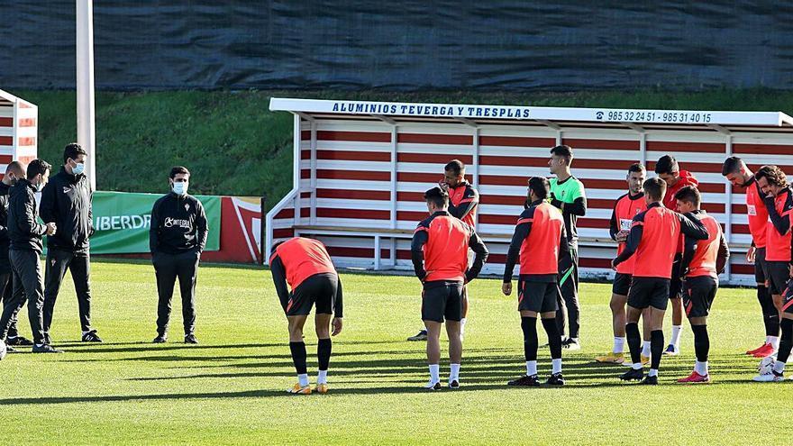 El Sporting, al encuentro de la fortuna en Canarias