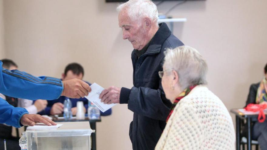 El PP gana al repetirse las elecciones en La Granja con un 95 % de participación
