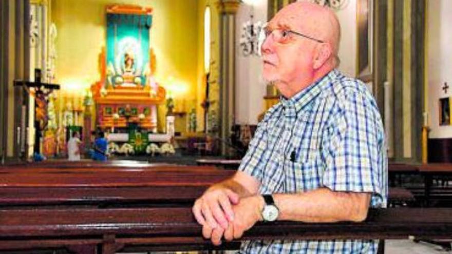 Simón Pérez Reyes, maestro, sacerdote e hijo adoptivo de Las Palmas de Gran Canaria