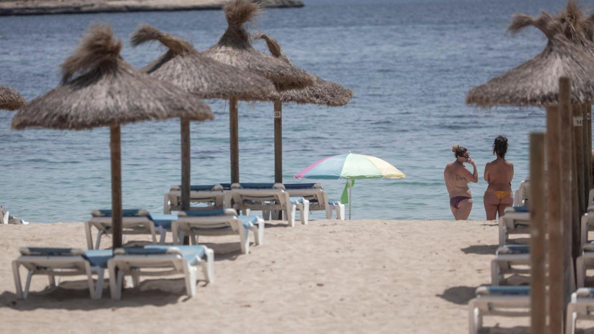 "Golpe al turismo: Alemania desaconseja viajar a Baleares por ser una ""zona de riesgo"""
