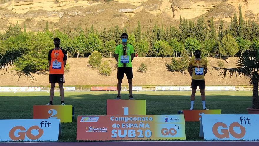 Orpesa ya tiene a su campeón de España Sub-20
